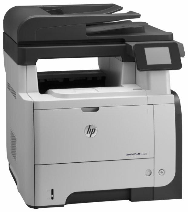 МФУ HP LaserJet Pro MFP M521dw — купить по выгодной цене на Яндекс.Маркете – более 10 предложений