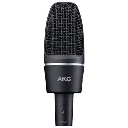 Микрофон AKG C3000, черный