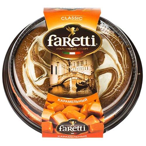 Торт Faretti карамельный 400 г