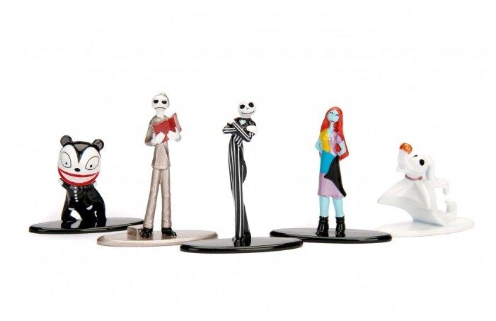 Игровой набор Jada Toys Disney - Nightmare Before Christmas 5-Pack