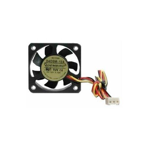 Вентилятор для видеокарты Gembird D40SM-12A