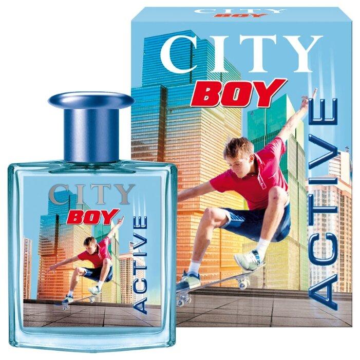 Духи CITY Parfum Boy Active