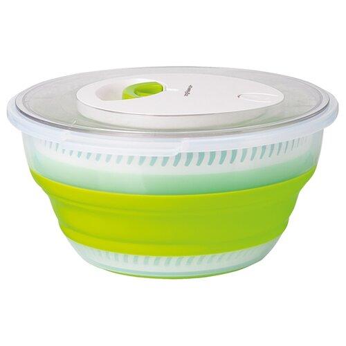 Форма для мойки и сушки зелени и овощей EMSA Basic (512992) зеленыйАксессуары для готовки<br>