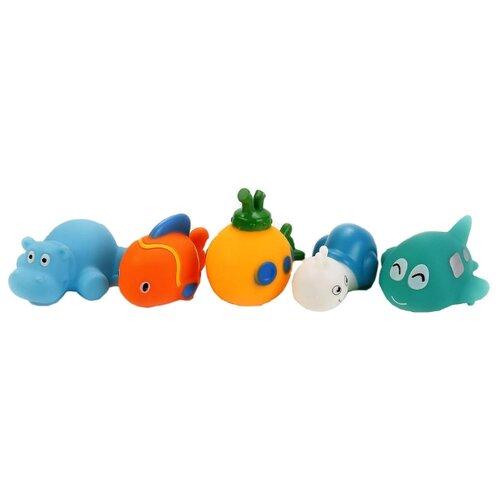 Набор для ванной Играем вместе Водные обитатели (В1580626)Игрушки для ванной<br>