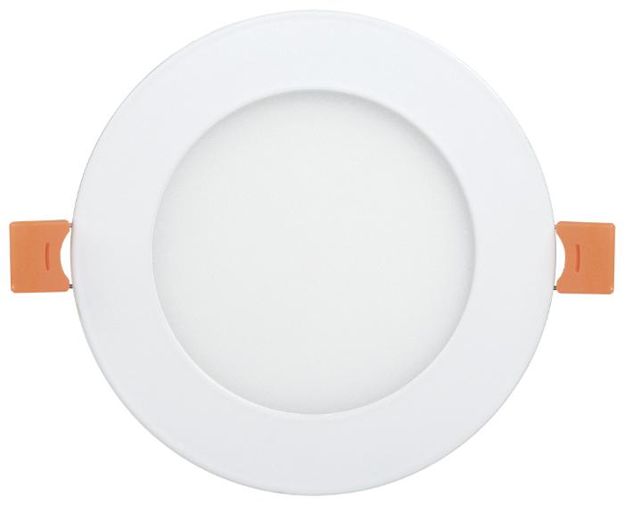 Светодиодный встраиваемый LED светильник IEK 7W (Вт) 3000K 300lm 120(105)x20 IP20 220V LDVO0-1601-1-7-K01