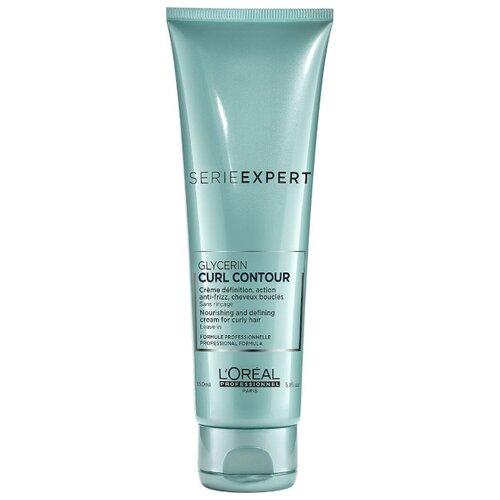 L'Oreal Professionnel Крем Serie Expert Curl Contour Cream, 150 мл chi luxury black seed oil curl defining cream gel