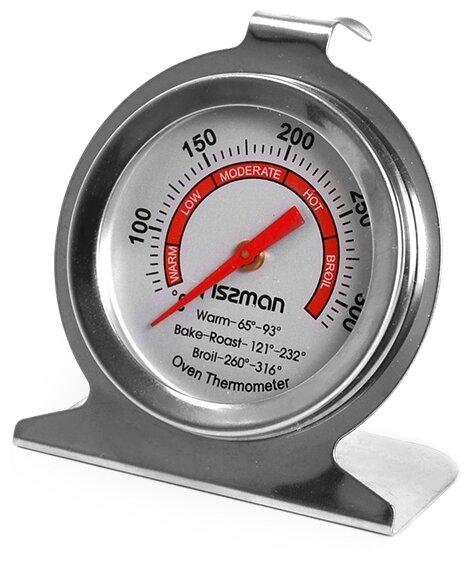 Весы, таймеры, термометры Fissman Термометр для духовки, диапазон измерений 30-300°C, диаметр 5см