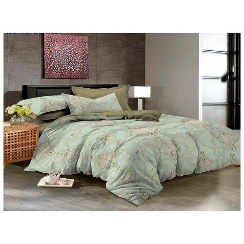 Постельное белье 1.5-спальное Бояртекс Luxor 32274 A HL сатинКомплекты<br>
