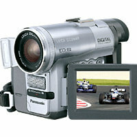 Видеокамера Panasonic NV-GX7