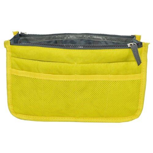 Органайзер для сумки Kingth Goldn C074, желтый/серый органайзер kingth goldn с094 черный