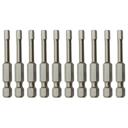 Набор бит SKRAB (10 предм.) 43840 набор инструментов libman набор бит 21пр skrab 41682