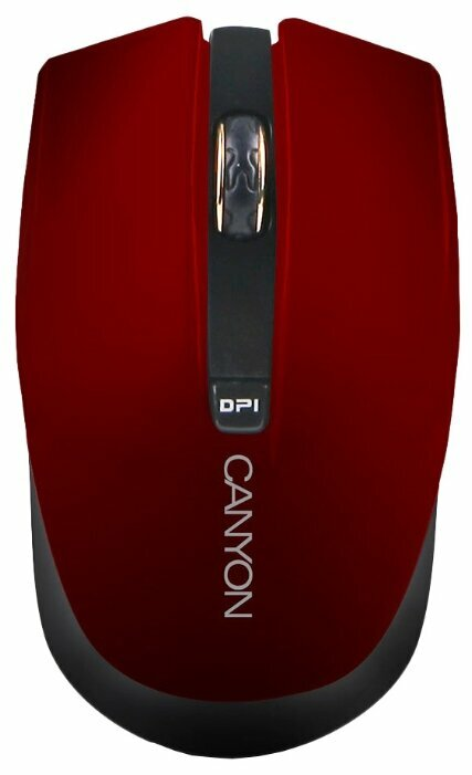 Мышь Canyon CNS-CMSW5R Red USB