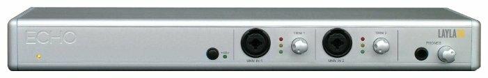 Внутренняя звуковая карта с дополнительным блоком Echo LAYLA 24 3G