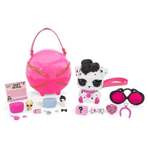 Купить Игровой набор MGA Entertainment LOL Surprise Dollmatian Biggie Pet 552239, Игровые наборы и фигурки