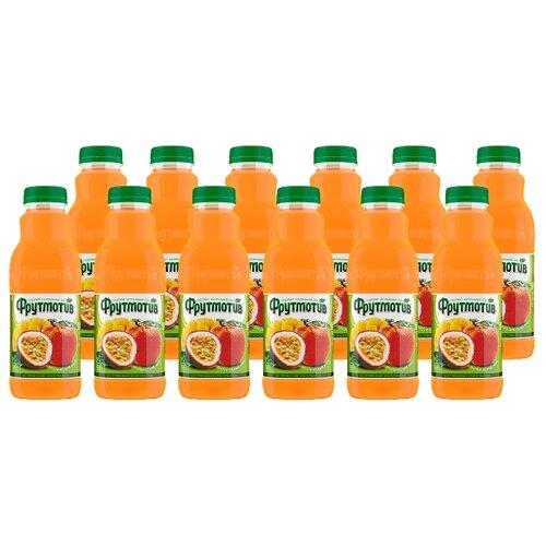 Напиток сокосодержащий Фрутмотив Тропический микс, 0.5 л, 12 шт.Соки, нектары, морсы<br>
