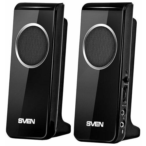 Компьютерная акустика SVEN 314 черный