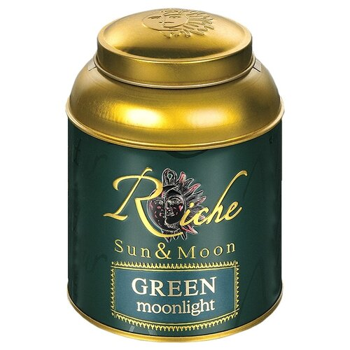 Чай зеленый Riche Natur Sun&Moon Green moonlight , 100 г