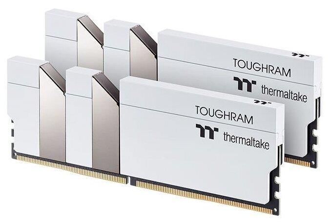 Оперативная память 8 GB 2 шт. Thermaltake TOUGHRAM R020D408GX2-3600C18A — купить по выгодной цене на Яндекс.Маркете