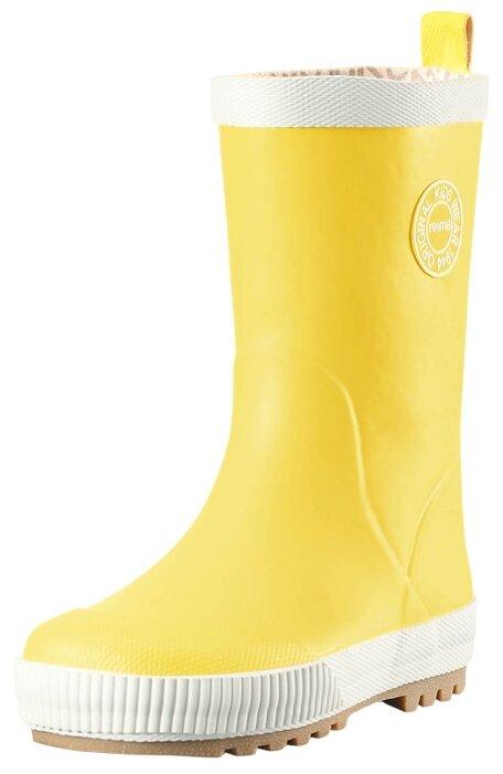 Резиновые сапоги Reima размер 27, желтый