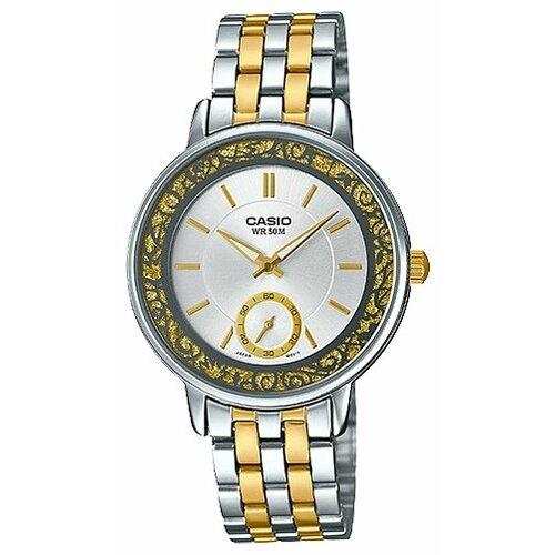 Фото - Наручные часы CASIO LTP-E408SG-7A casio ltp 1094e 7a