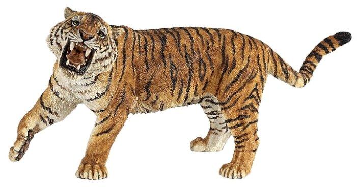 Фигурка Papo Тигр рычащий 50182