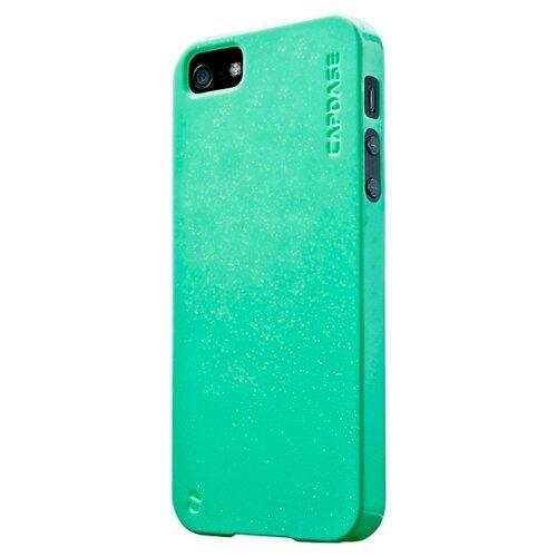 Купить Чехол Capdase Jacket Sparko для Apple iPhone 5/iPhone 5S/iPhone SE зеленый