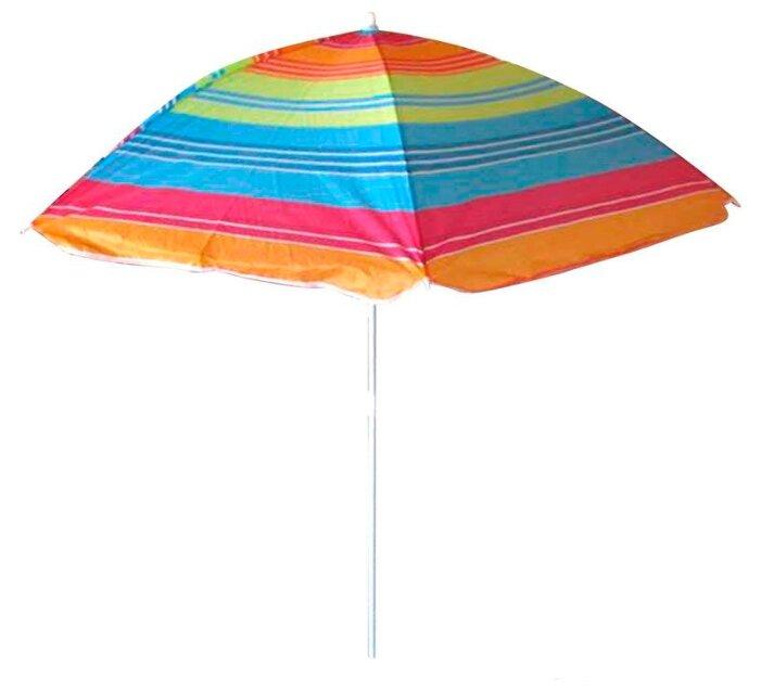 Пляжный зонт ECOS BU-01 купол 140 см, высота 145 см
