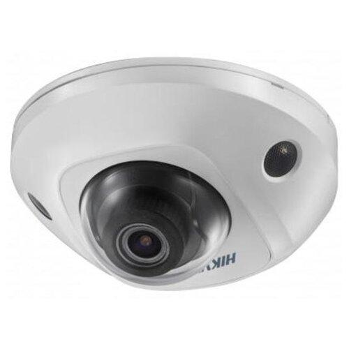 Фото - Поворотная IP камера Hikvision DS-2CD2543G0-IWS (2.8 мм) белый ip камера hikvision ds 2cd2563g0 iws 4mm