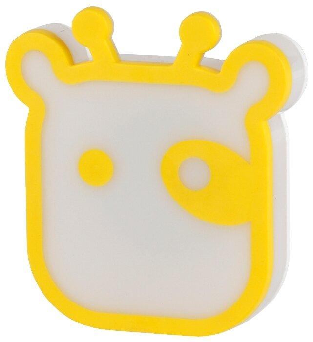 ЭРА ночник NN-626-LS-Y желтый