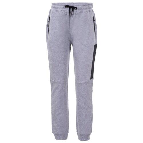 Спортивные брюки ICEPEAK размер 152 , светло-серый брюки спортивные для мальчика cherubino цвет серый меланж cwj 7739 191 размер 152