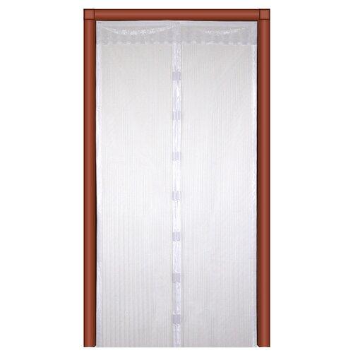 Сетка Rosenberg дверная москитная на магнитах 7936 белыйСредства против насекомых<br>