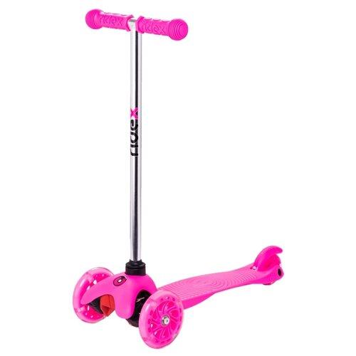 Кикборд Ridex Zippy 2.0 3D розовый