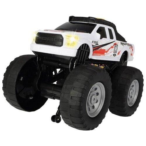 Купить Монстр-трак Dickie Toys Ford Raptor (3764012) 25.5 см белый, Машинки и техника