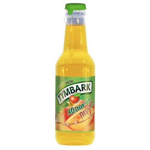 Напиток сокосодержащий Tymbark яблоко-персик, 0.25 л