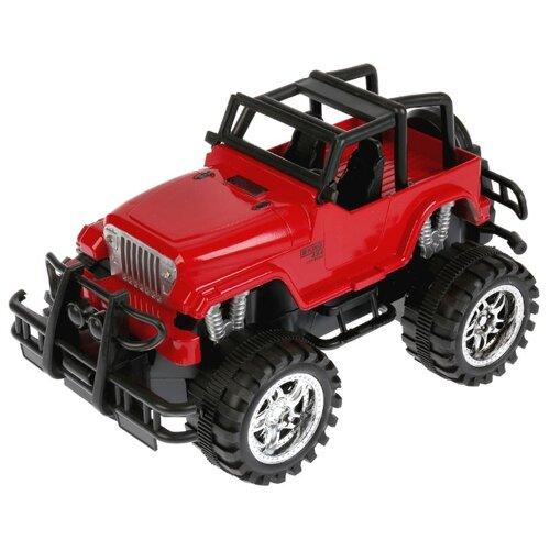 Купить Монстр-трак Технодрайв B1658457-R 1:18 30 см красный, Радиоуправляемые игрушки
