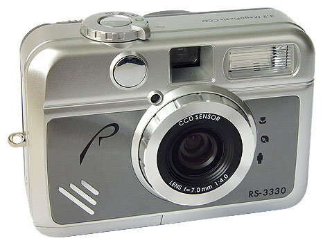 Фотоаппарат Rovershot RS-3330
