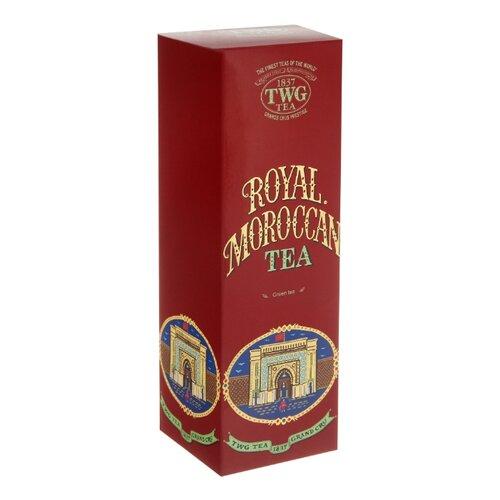 Чай зеленый TWG Royal Moroccan, 100 г moroccan dialogues