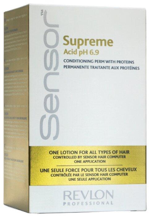Revlon Professional Sensor Perm Supreme Средство для химической завивки сухих и ломких волос