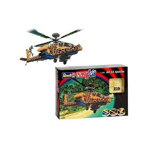 Фото - Сборная модель Revell AH-64 Apache (06631) 1:100 сборная модель revell ah 64 apache 06631 1 100