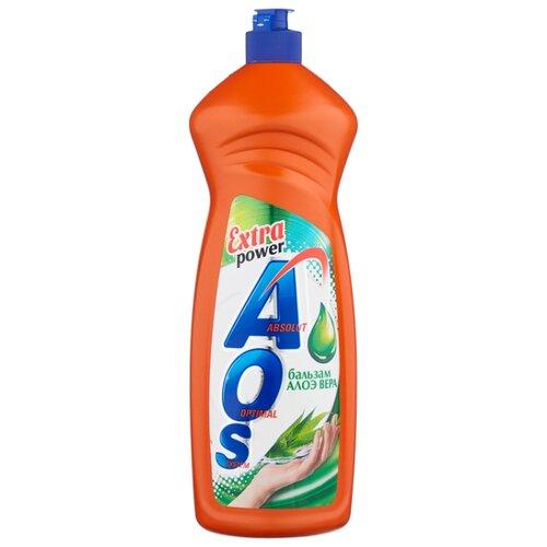 AOS Бальзам для мытья посуды Алоэ вера 0.9 кгДля мытья посуды<br>