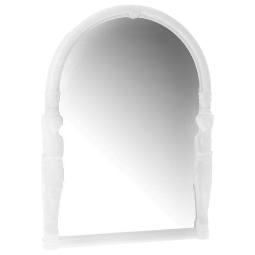 Зеркало BEROSSI Viva Ellada 43х58 см снежно-белый в раме