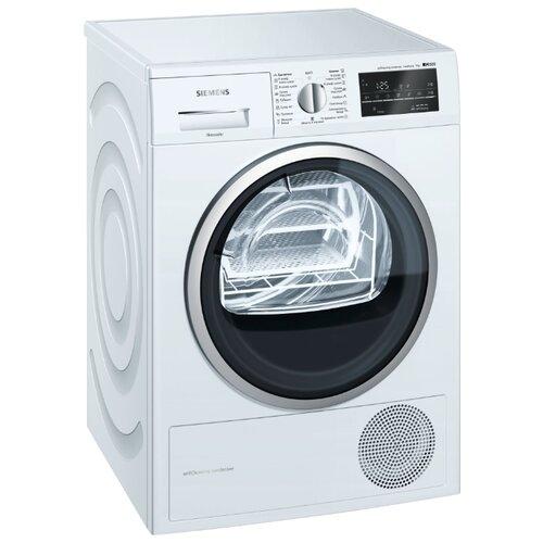 Сушильная машина Siemens WT45W459OE белый