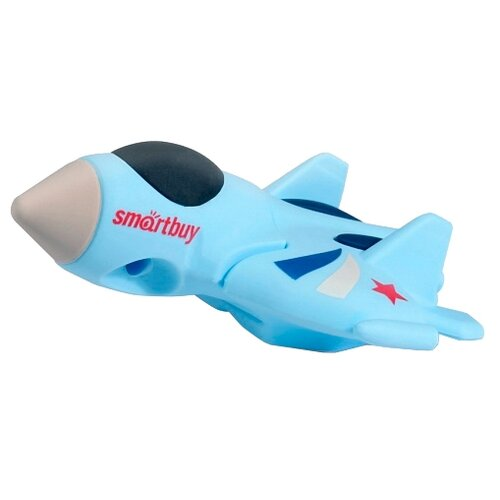 Фото - Флешка SmartBuy Jet 16GB синий clg 621 a