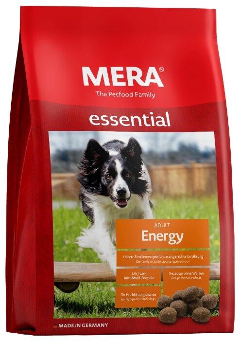 Корм для собак Mera Energy для активных животных