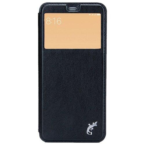 Чехол G-Case Slim Premium для Xiaomi Mi A2 / Mi6X GG-976 (книжка) черный  - купить со скидкой