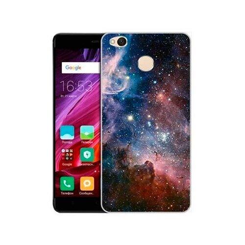 Купить Чехол Gosso 625109 для Xiaomi Redmi 4X космос