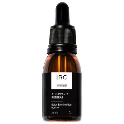 IRC Afterparty Retreat Ночной детокс-концентрат для лица, 25 мл концентрат феромонов для мужчин shiatsu 25 мл