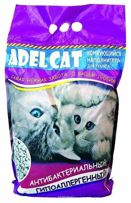 Комкующийся наполнитель Adel Cat 7 л