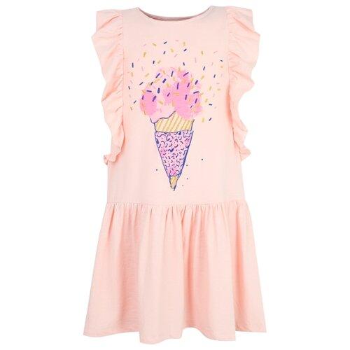 Платье Soft Gallery размер 128, розовый