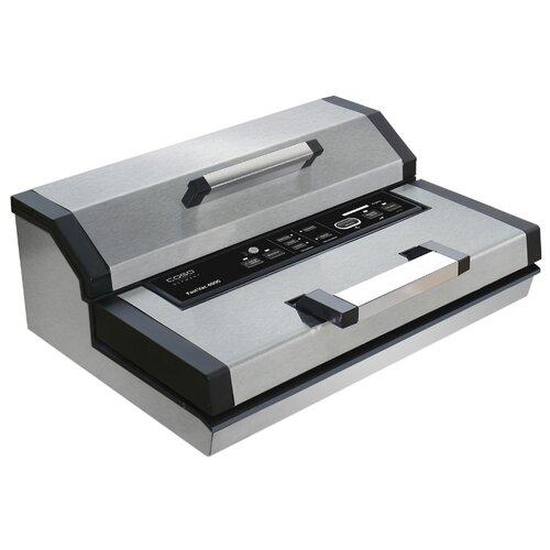 Вакуумный упаковщик Caso FastVAC 4000 серебристый/черный